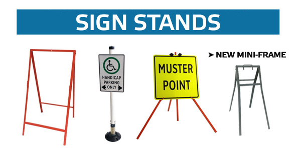 sign-stands