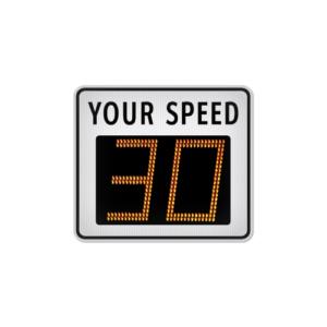 radar speed sign tc-400