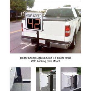 trailer hitch radar on the go