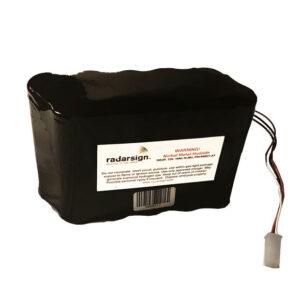 TC-400 Extra Battery Pack (12V Ni-MH)